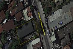1,346 sqm lot area in Kamias, QC